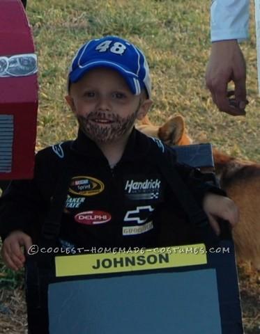 Team Hendrick NASCAR Group Costume