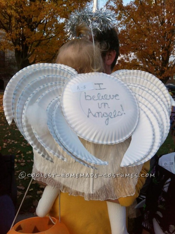 The Best Heavenly Angel Costume for Babies