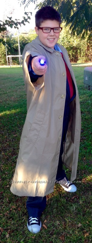 The Tenth Doctor Costume from Doctor Who - 2