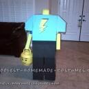 Headless Lego Man Costume
