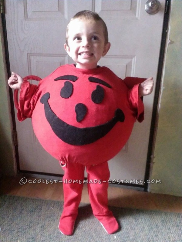 Cool Kool-Aid Man Costume for Toddlers