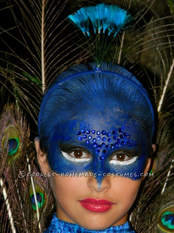The Most Beautiful Peacock Costume - 6