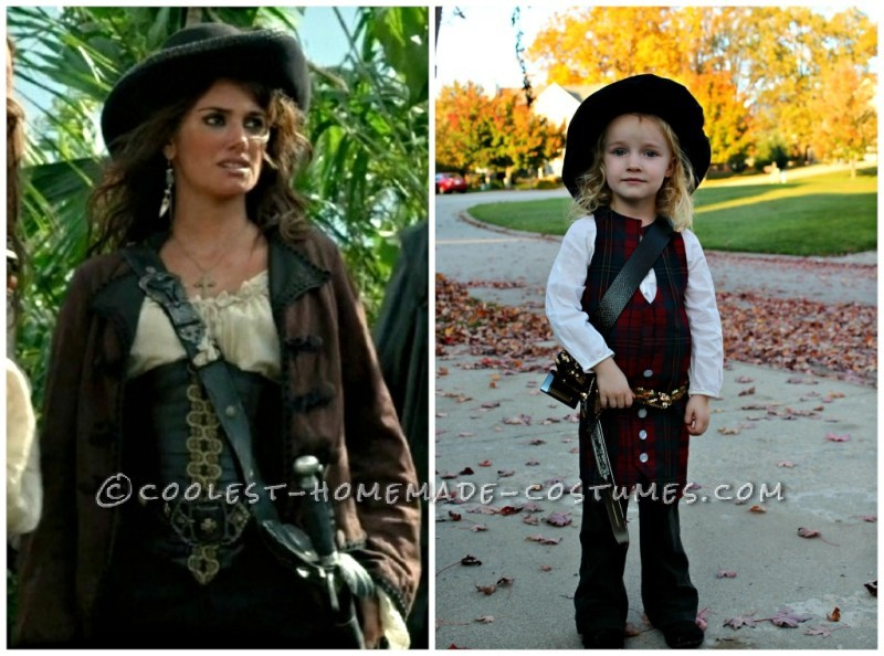 Cool Pirates of the Caribbean Costumes for a Family - 2