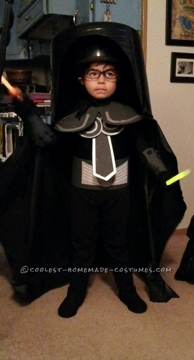 Coolest Dark Helmet Costume