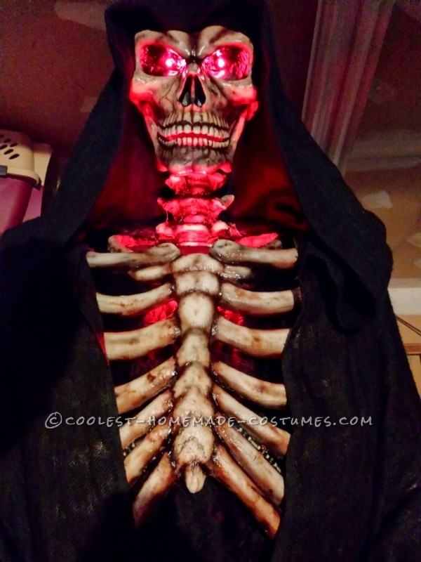 The Ultimate Grim Reaper Costume - 2