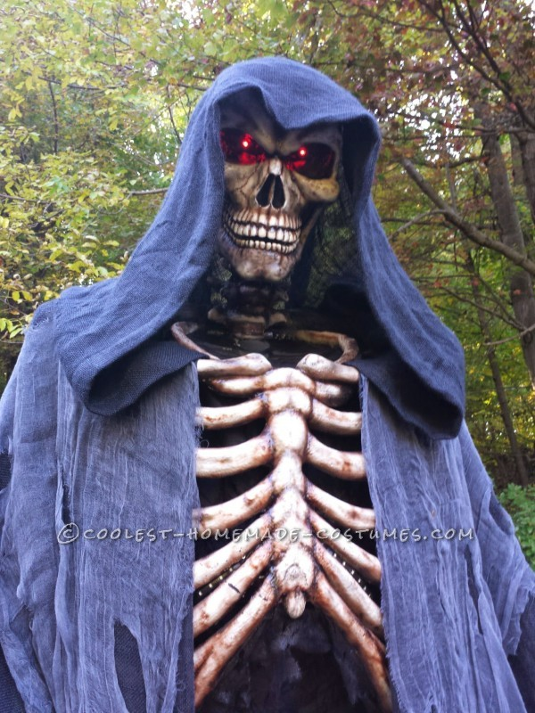 The Ultimate Grim Reaper Costume