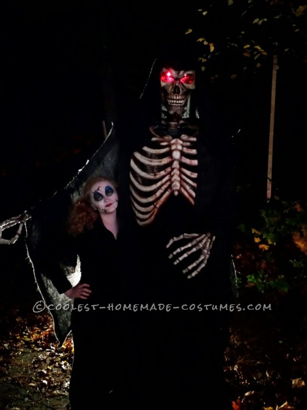 The Ultimate Grim Reaper Costume - 1