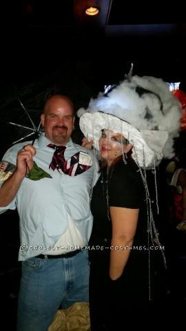 Cool Wind and Rain Couple Costume