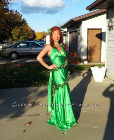 Thrift Store Asian Ivy costume