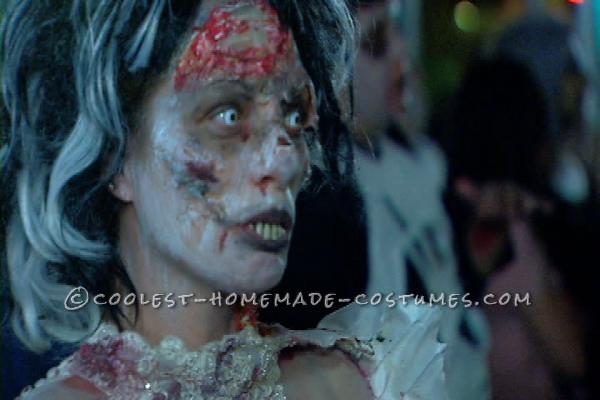 Thriller Seeker Zombie Costume
