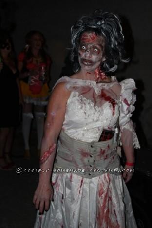 Thriller Seeker Zombie Costume - 5