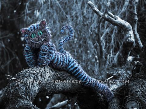 Tim Burton's Cheshire Cat