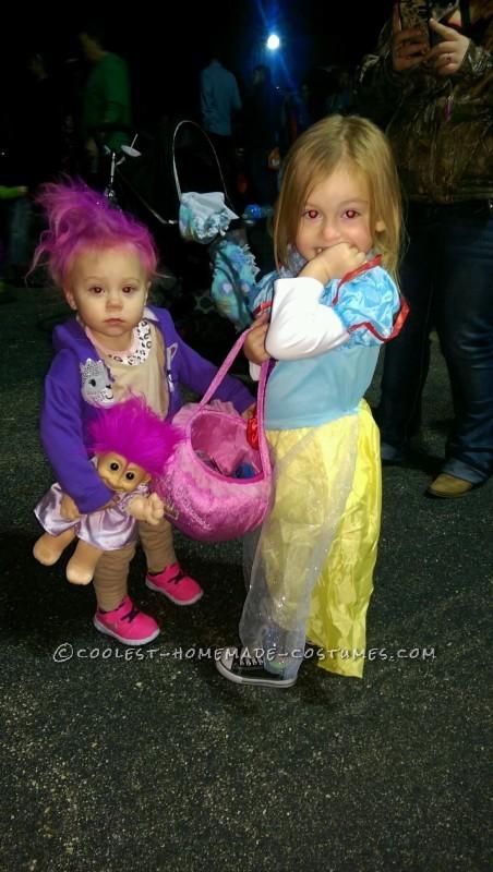 Treasure Troll Baby Costume - 1