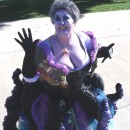 Handmade Ursula The Sea Witch Costume