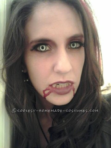 """Vampires Really do Exist"" Costume"
