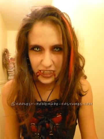 """Vampires Really do Exist"" Costume"