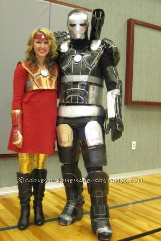 Coolest War Machine Costume