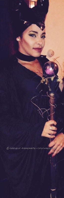 Maleficent Mistress of Evil Costume - 2