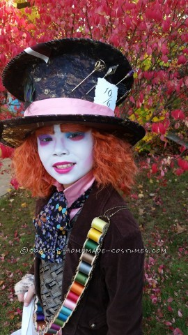 "Went ""Mad"" Making this Mad Hatter Costume!"
