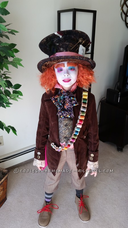 alice and the mad hatter costumes for gurls meaning