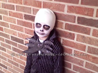 Cool Jack and Sally Siblings Costume - 2