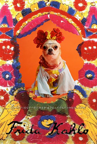 Winston Kahlo, a Chug Honors his Heritage