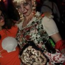 Creepy Zombie Lou Who Costume