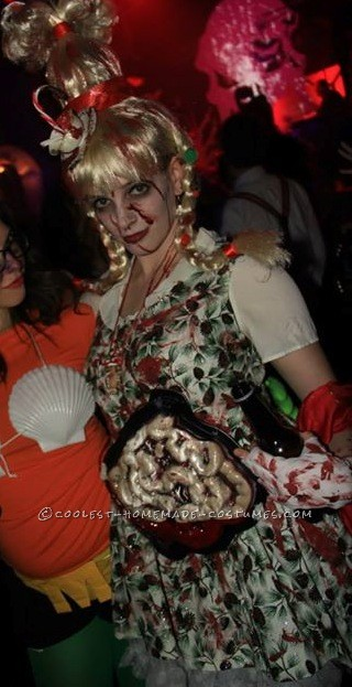 Rotting Zombie Lou Who