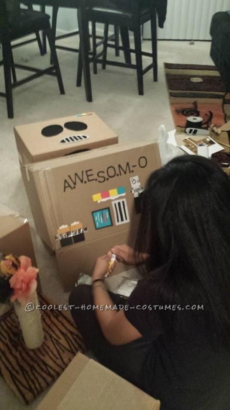 Constructing awesom-o