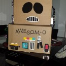 Cool No-Cost AWESOME-O Costume