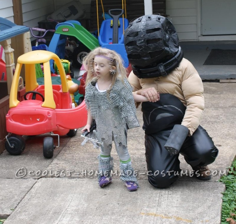Cool Homemade Mad Max Family Costume - 3