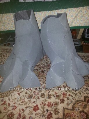 Halo Grunt Costume for a Boy - 4