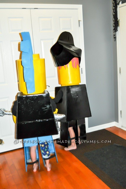 Coolest Pirate and Rock Star Lego Minifigures Costumes