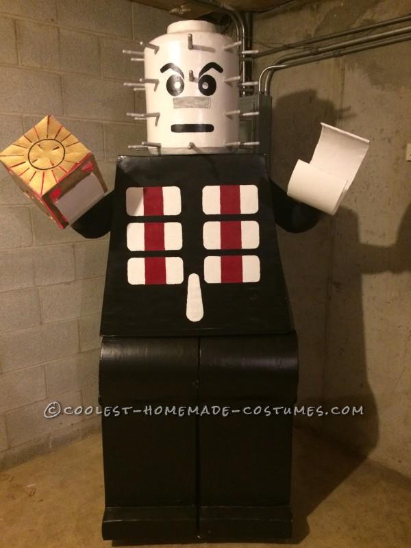 Amazing Lego Men Horror Villians Group Costume! - 4
