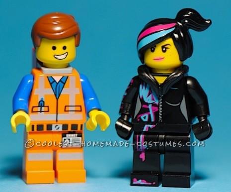 Amazing Lego Movie Couple Costume - 1