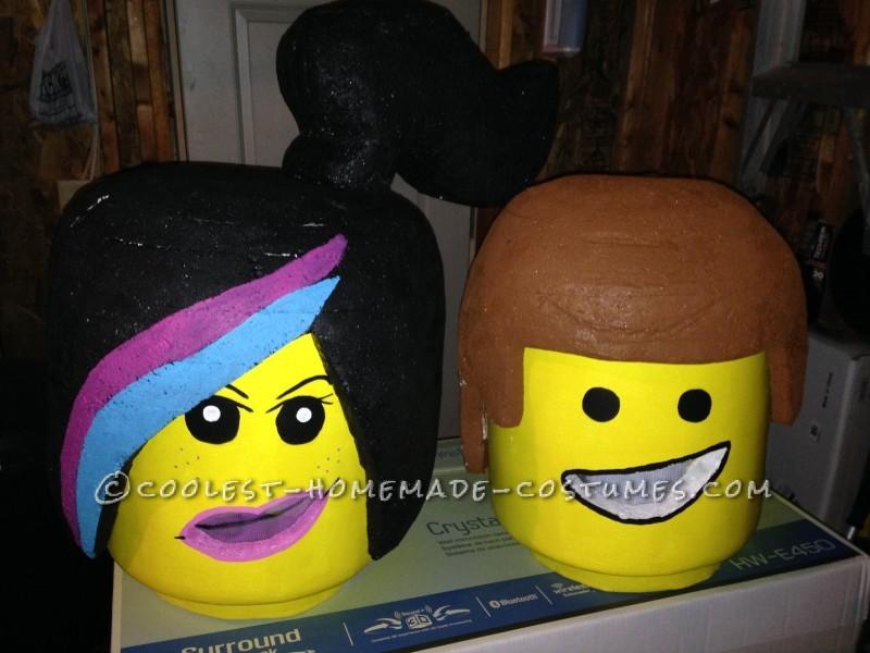 Amazing Lego Movie Couple Costume - 14