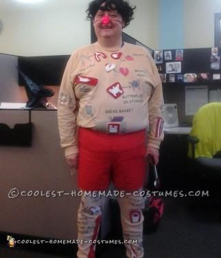 Coolest Operation Game Cavity Sam Costume