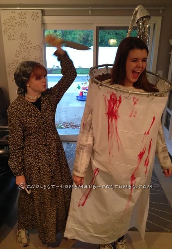 Hitchcock Halloween Psycho Costumes