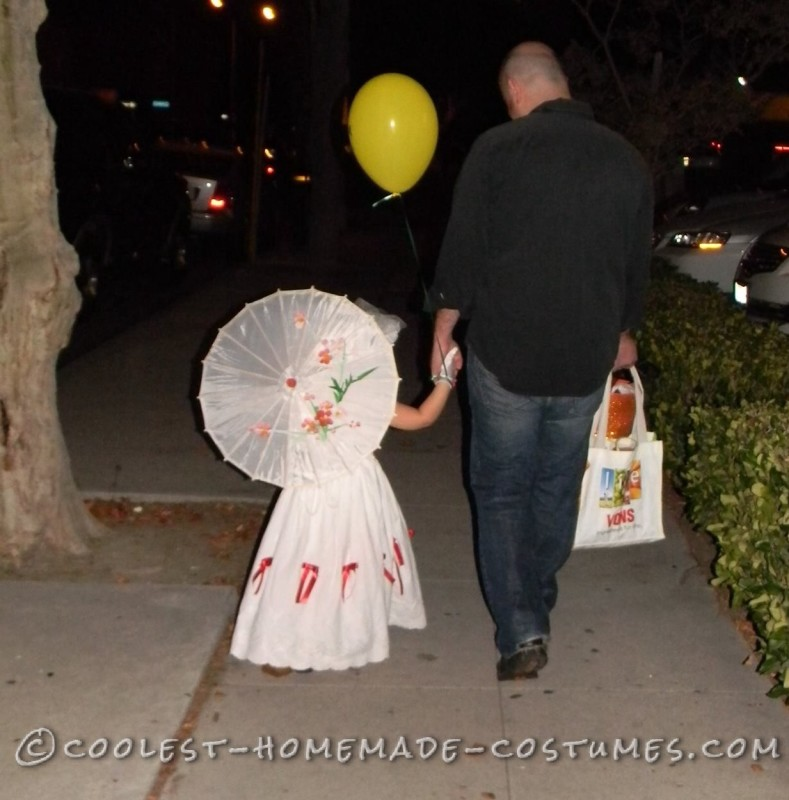 Mary Poppins and Daddy