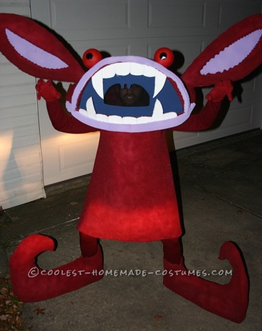 Coolest 90s Aaahh!!! Real Monsters Costumes