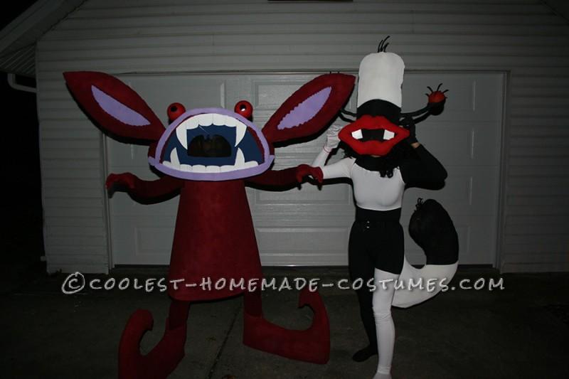 Aaahh!!! Real Monsters!