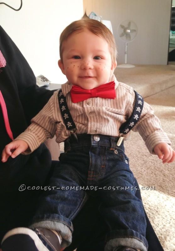 Alfalfa - Cutest Little Rascal Baby Costume