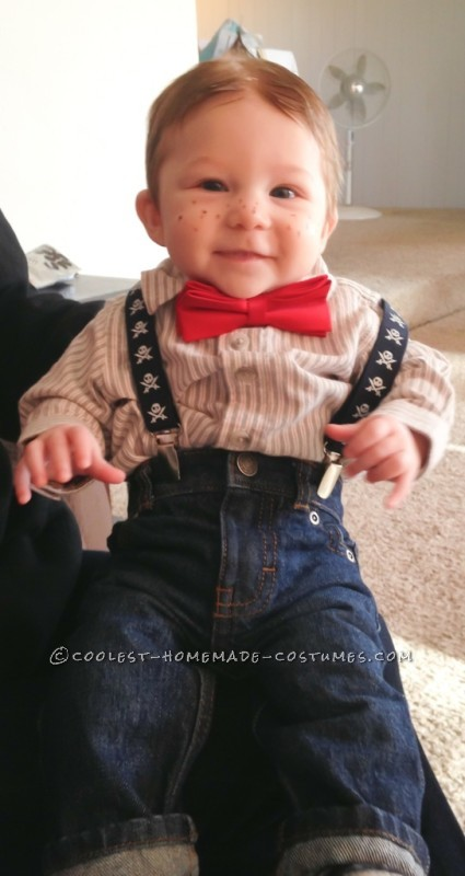Alfalfa – Cutest Little Rascal Baby Costume - 3