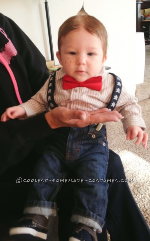 Alfalfa – Cutest Little Rascal Baby Costume - 4