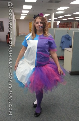 Alice in Wonderland Group Costume With a Twist