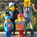 Amazing Family Themed Lego Movie Costumes!