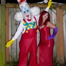 Realistic Handmade Jessica and Roger Rabbit Costumes