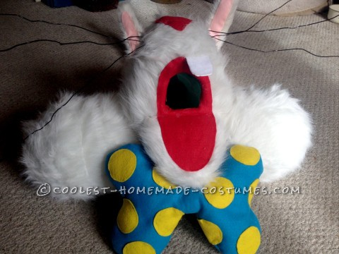 Realistic Handmade Jessica and Roger Rabbit Costumes