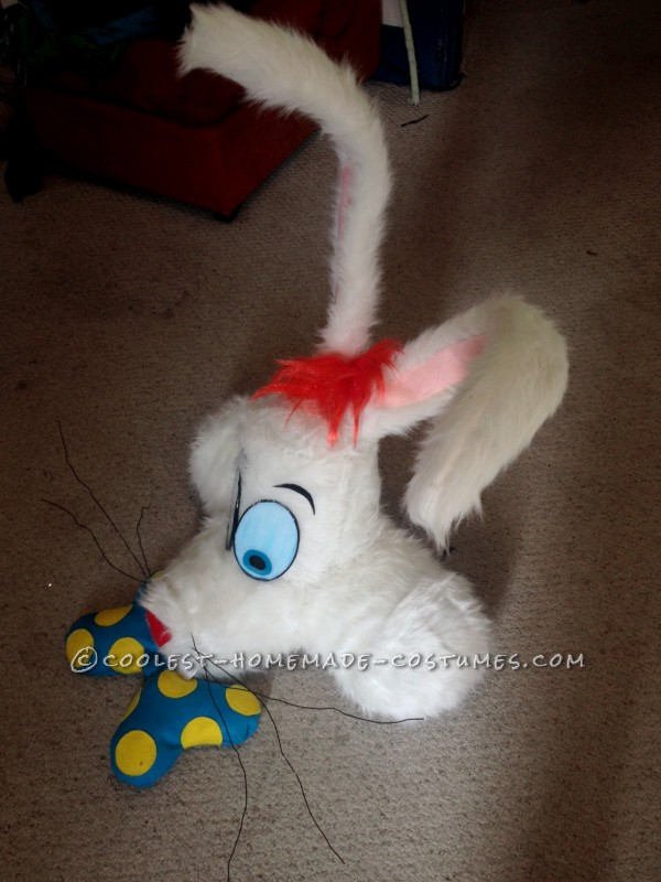Complete Roger Rabbit head