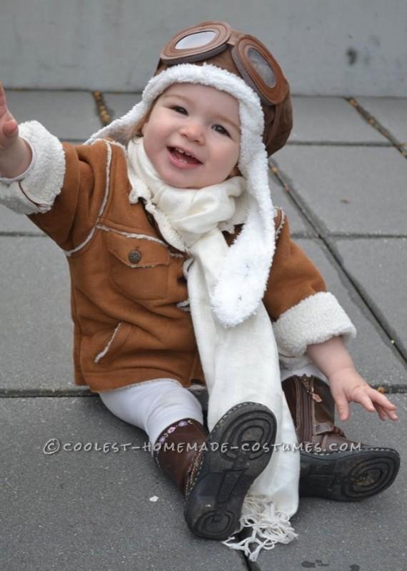 Cutest Amelia Clairehart Toddler Costume